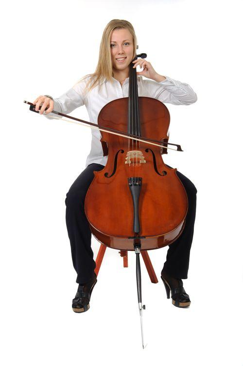 Wie Sieht Ein Cello Aus